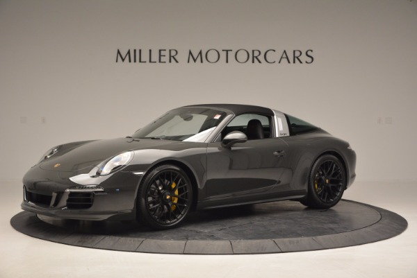 Used 2016 Porsche 911 Targa 4 GTS for sale Sold at Maserati of Westport in Westport CT 06880 13
