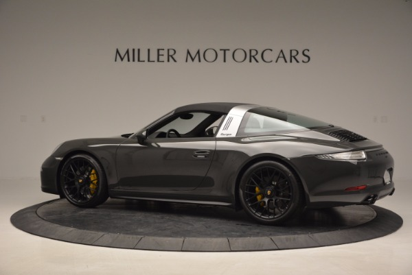 Used 2016 Porsche 911 Targa 4 GTS for sale Sold at Maserati of Westport in Westport CT 06880 15