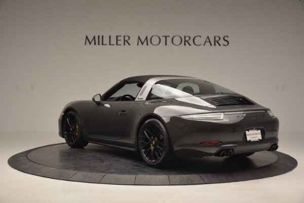 Used 2016 Porsche 911 Targa 4 GTS for sale Sold at Maserati of Westport in Westport CT 06880 16