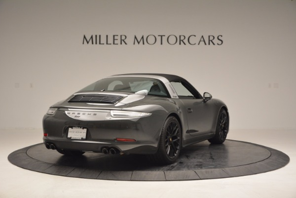 Used 2016 Porsche 911 Targa 4 GTS for sale Sold at Maserati of Westport in Westport CT 06880 18