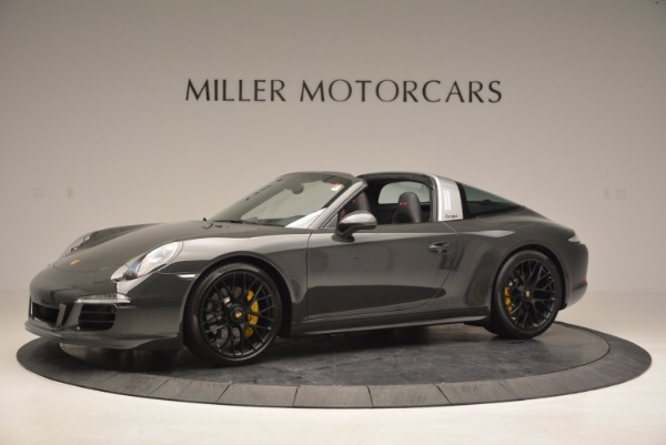 Used 2016 Porsche 911 Targa 4 GTS for sale Sold at Maserati of Westport in Westport CT 06880 2