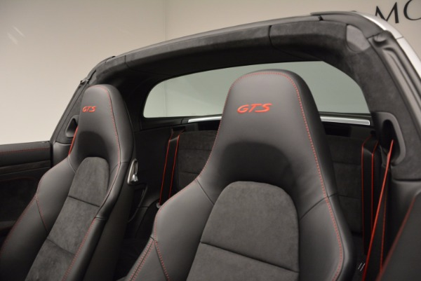 Used 2016 Porsche 911 Targa 4 GTS for sale Sold at Maserati of Westport in Westport CT 06880 26