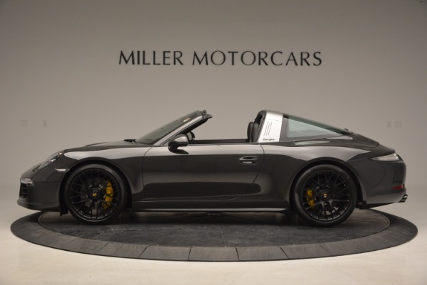 Used 2016 Porsche 911 Targa 4 GTS for sale Sold at Maserati of Westport in Westport CT 06880 3