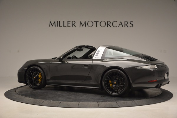 Used 2016 Porsche 911 Targa 4 GTS for sale Sold at Maserati of Westport in Westport CT 06880 4