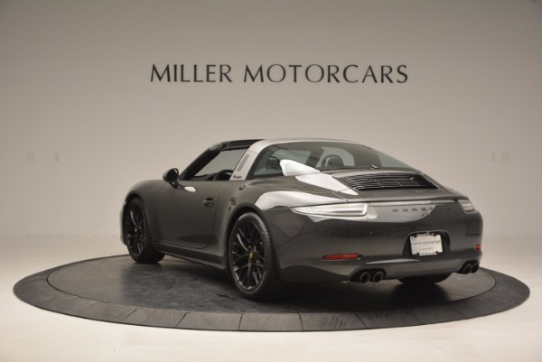 Used 2016 Porsche 911 Targa 4 GTS for sale Sold at Maserati of Westport in Westport CT 06880 5
