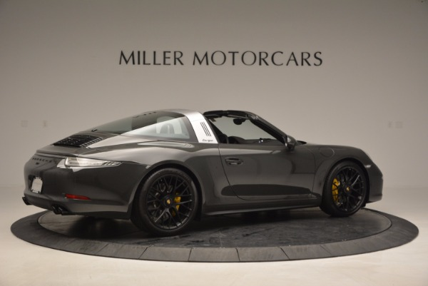 Used 2016 Porsche 911 Targa 4 GTS for sale Sold at Maserati of Westport in Westport CT 06880 8