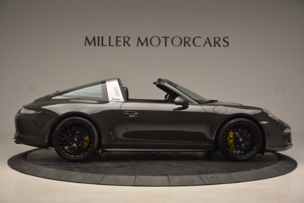 Used 2016 Porsche 911 Targa 4 GTS for sale Sold at Maserati of Westport in Westport CT 06880 9