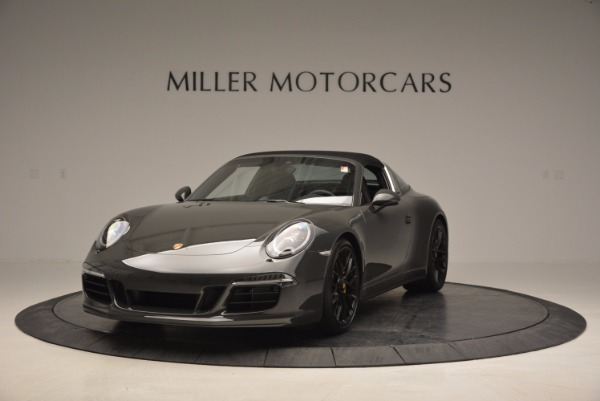Used 2016 Porsche 911 Targa 4 GTS for sale Sold at Maserati of Westport in Westport CT 06880 1