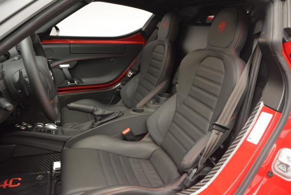 Used 2015 Alfa Romeo 4C for sale Sold at Maserati of Westport in Westport CT 06880 15