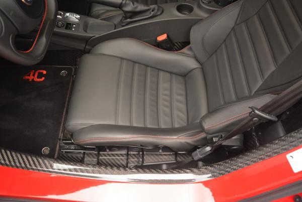 Used 2015 Alfa Romeo 4C for sale Sold at Maserati of Westport in Westport CT 06880 17