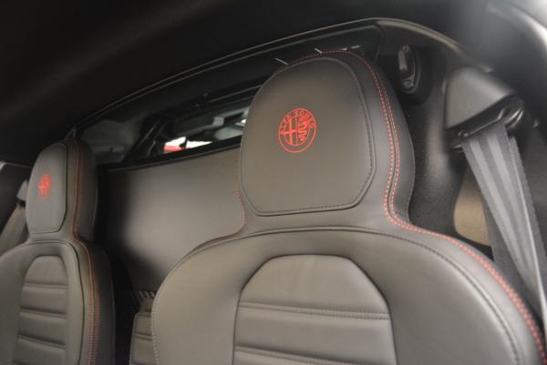 Used 2015 Alfa Romeo 4C for sale Sold at Maserati of Westport in Westport CT 06880 18