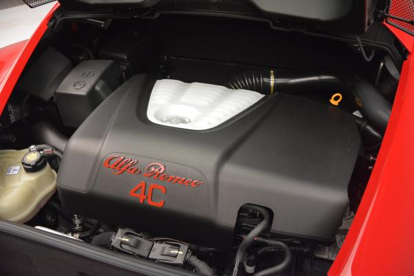 Used 2015 Alfa Romeo 4C for sale Sold at Maserati of Westport in Westport CT 06880 25