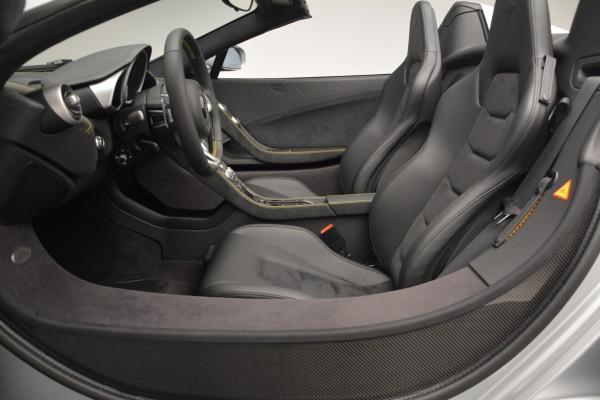 New 2016 McLaren 650S Spider for sale Sold at Maserati of Westport in Westport CT 06880 21