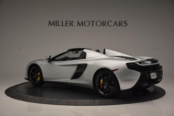New 2016 McLaren 650S Spider for sale Sold at Maserati of Westport in Westport CT 06880 4