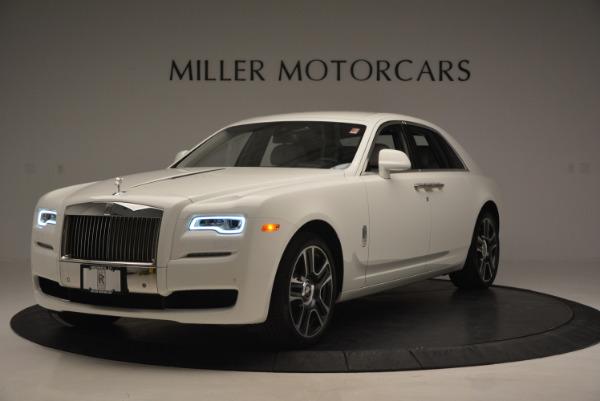 New 2017 Rolls-Royce Ghost for sale Sold at Maserati of Westport in Westport CT 06880 2