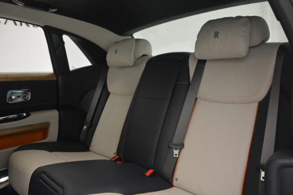 New 2017 Rolls-Royce Ghost for sale Sold at Maserati of Westport in Westport CT 06880 24