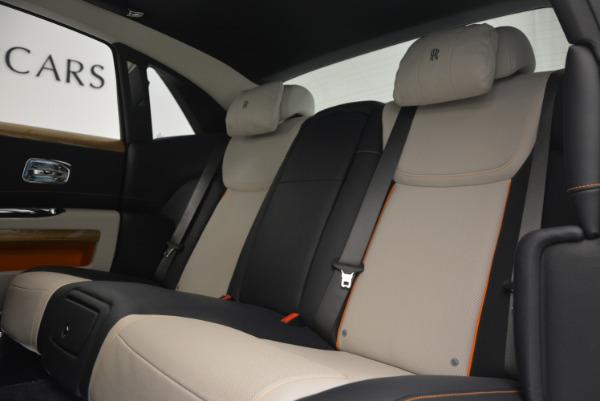 New 2017 Rolls-Royce Ghost for sale Sold at Maserati of Westport in Westport CT 06880 25