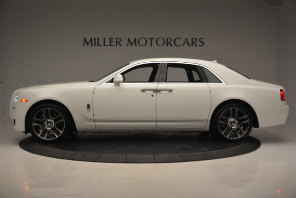 New 2017 Rolls-Royce Ghost for sale Sold at Maserati of Westport in Westport CT 06880 3