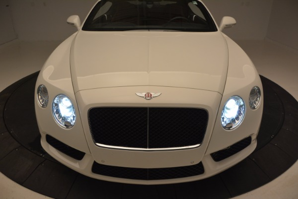 Used 2013 Bentley Continental GT V8 for sale Sold at Maserati of Westport in Westport CT 06880 16