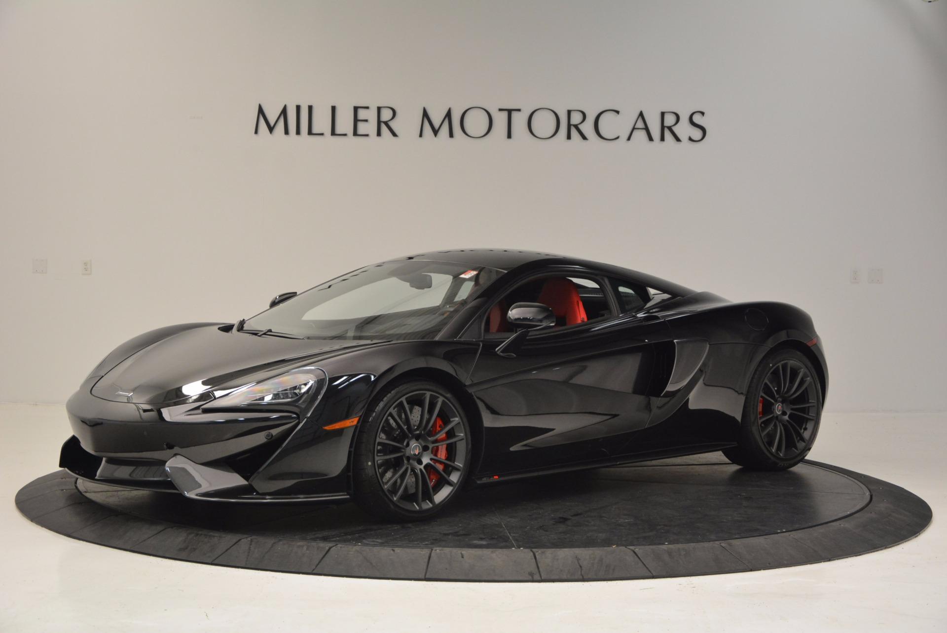 Used 2017 McLaren 570S for sale Sold at Maserati of Westport in Westport CT 06880 1