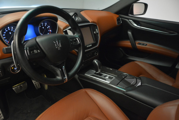 Used 2014 Maserati Ghibli S Q4 for sale Sold at Maserati of Westport in Westport CT 06880 13