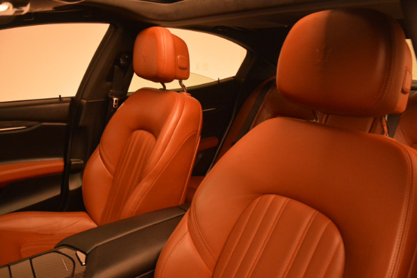 Used 2014 Maserati Ghibli S Q4 for sale Sold at Maserati of Westport in Westport CT 06880 16