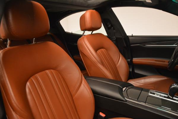Used 2014 Maserati Ghibli S Q4 for sale Sold at Maserati of Westport in Westport CT 06880 22