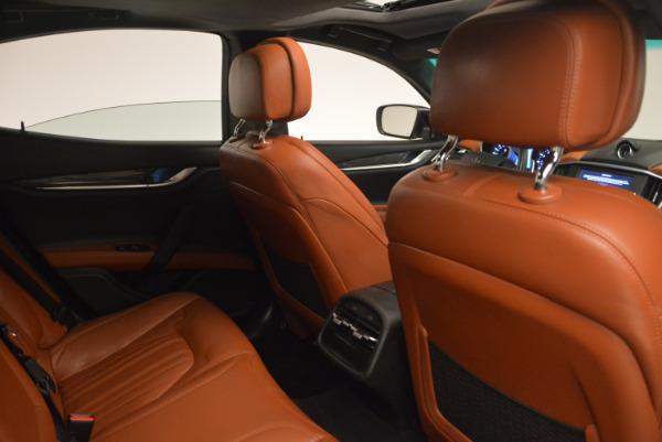 Used 2014 Maserati Ghibli S Q4 for sale Sold at Maserati of Westport in Westport CT 06880 23