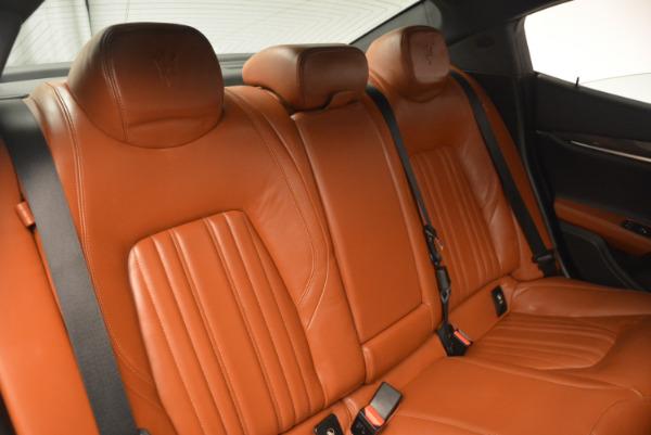 Used 2014 Maserati Ghibli S Q4 for sale Sold at Maserati of Westport in Westport CT 06880 25