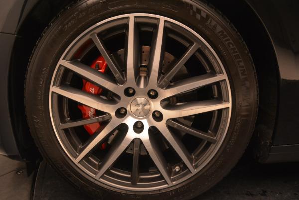 Used 2014 Maserati Ghibli S Q4 for sale Sold at Maserati of Westport in Westport CT 06880 26