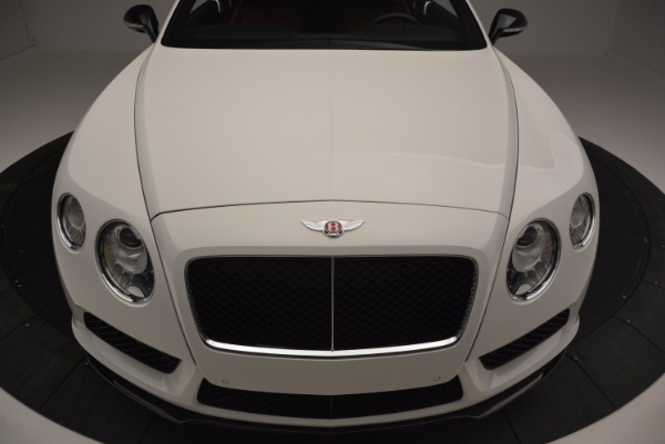 Used 2014 Bentley Continental GT V8 S for sale Sold at Maserati of Westport in Westport CT 06880 13