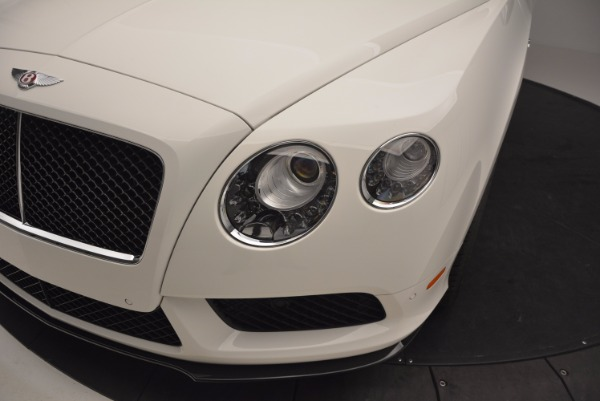 Used 2014 Bentley Continental GT V8 S for sale Sold at Maserati of Westport in Westport CT 06880 14