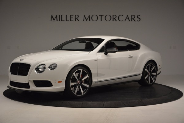 Used 2014 Bentley Continental GT V8 S for sale Sold at Maserati of Westport in Westport CT 06880 2