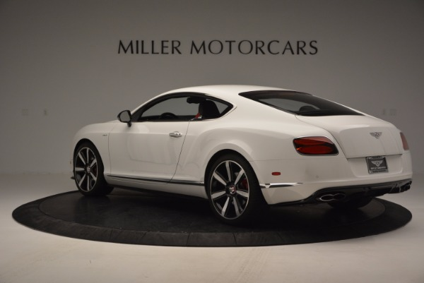 Used 2014 Bentley Continental GT V8 S for sale Sold at Maserati of Westport in Westport CT 06880 5