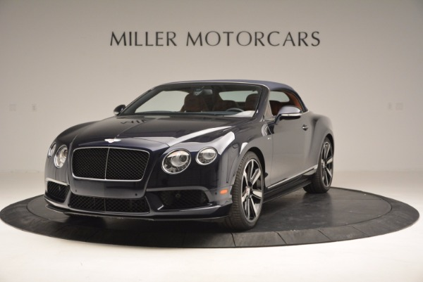 Used 2015 Bentley Continental GT V8 S for sale Sold at Maserati of Westport in Westport CT 06880 13