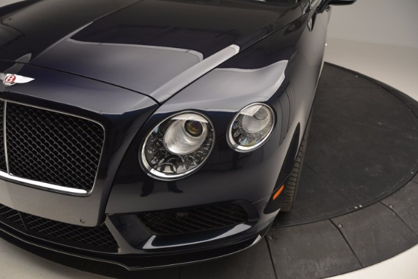 Used 2015 Bentley Continental GT V8 S for sale Sold at Maserati of Westport in Westport CT 06880 27