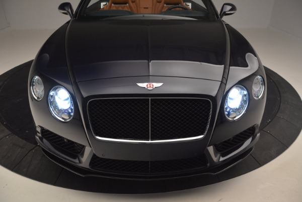Used 2015 Bentley Continental GT V8 S for sale Sold at Maserati of Westport in Westport CT 06880 28