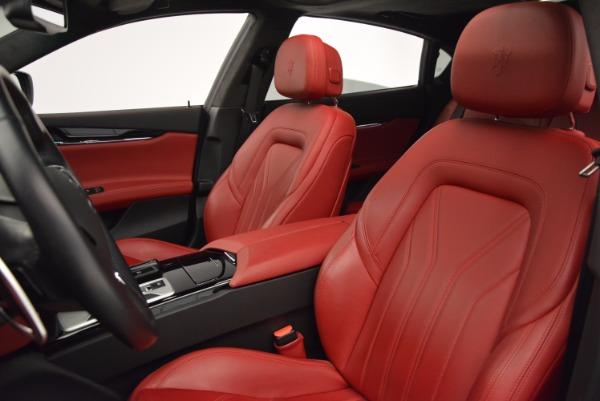 Used 2015 Maserati Quattroporte S Q4 for sale Sold at Maserati of Westport in Westport CT 06880 16