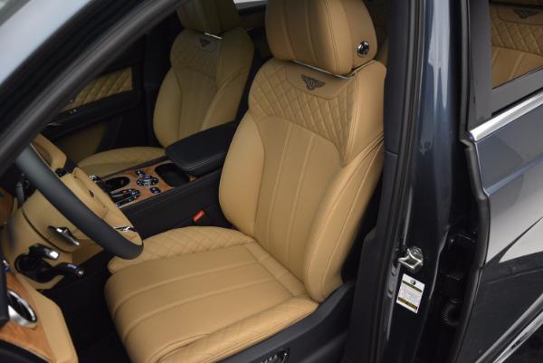 New 2017 Bentley Bentayga for sale Sold at Maserati of Westport in Westport CT 06880 24
