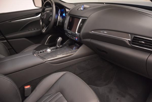 New 2017 Maserati Levante S Q4 for sale Sold at Maserati of Westport in Westport CT 06880 20