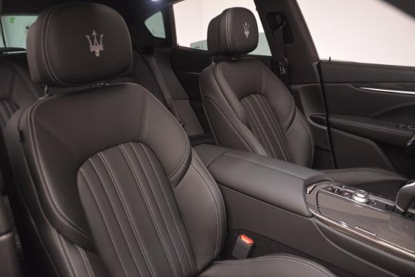 New 2017 Maserati Levante S Q4 for sale Sold at Maserati of Westport in Westport CT 06880 22