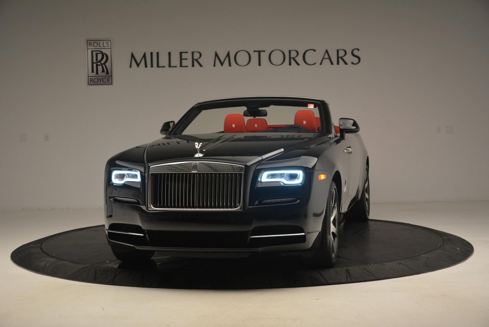 New 2017 Rolls-Royce Dawn for sale Sold at Maserati of Westport in Westport CT 06880 1