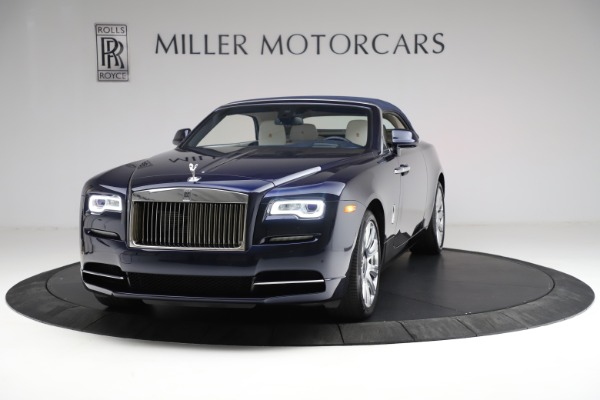 New 2017 Rolls-Royce Dawn for sale Sold at Maserati of Westport in Westport CT 06880 14