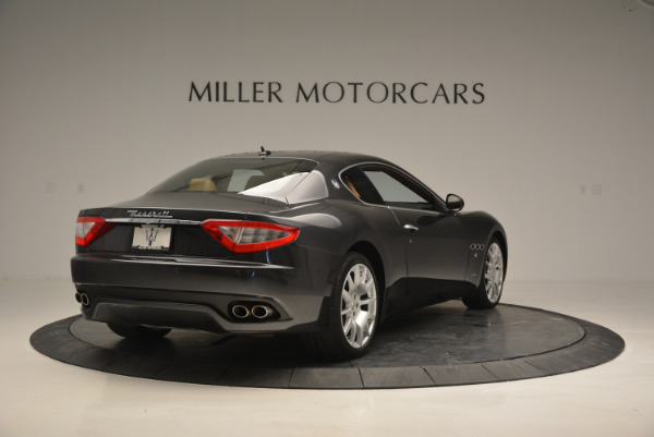Used 2011 Maserati GranTurismo for sale Sold at Maserati of Westport in Westport CT 06880 7