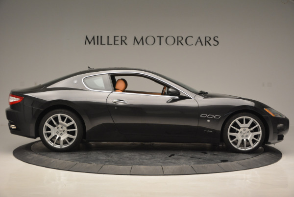 Used 2011 Maserati GranTurismo for sale Sold at Maserati of Westport in Westport CT 06880 9