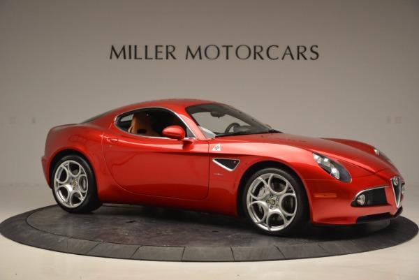 Used 2008 Alfa Romeo 8C for sale Sold at Maserati of Westport in Westport CT 06880 10