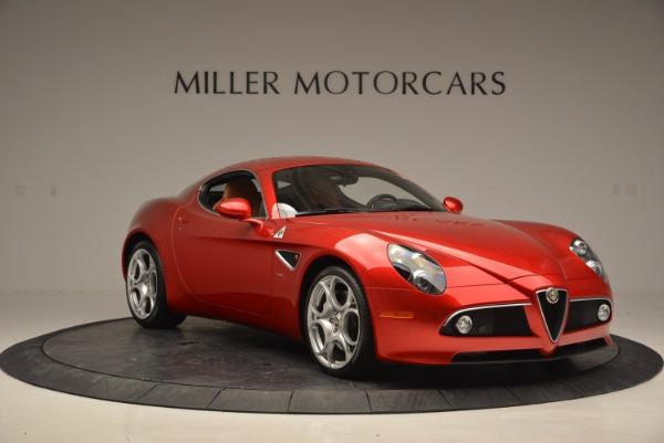 Used 2008 Alfa Romeo 8C for sale Sold at Maserati of Westport in Westport CT 06880 11