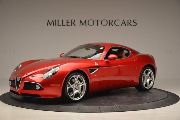 Used 2008 Alfa Romeo 8C for sale Sold at Maserati of Westport in Westport CT 06880 2