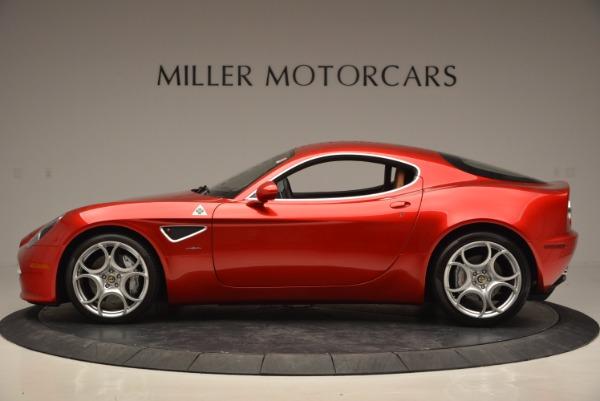 Used 2008 Alfa Romeo 8C for sale Sold at Maserati of Westport in Westport CT 06880 3