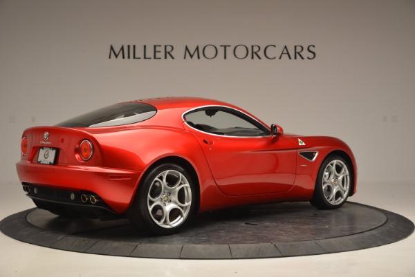 Used 2008 Alfa Romeo 8C for sale Sold at Maserati of Westport in Westport CT 06880 8